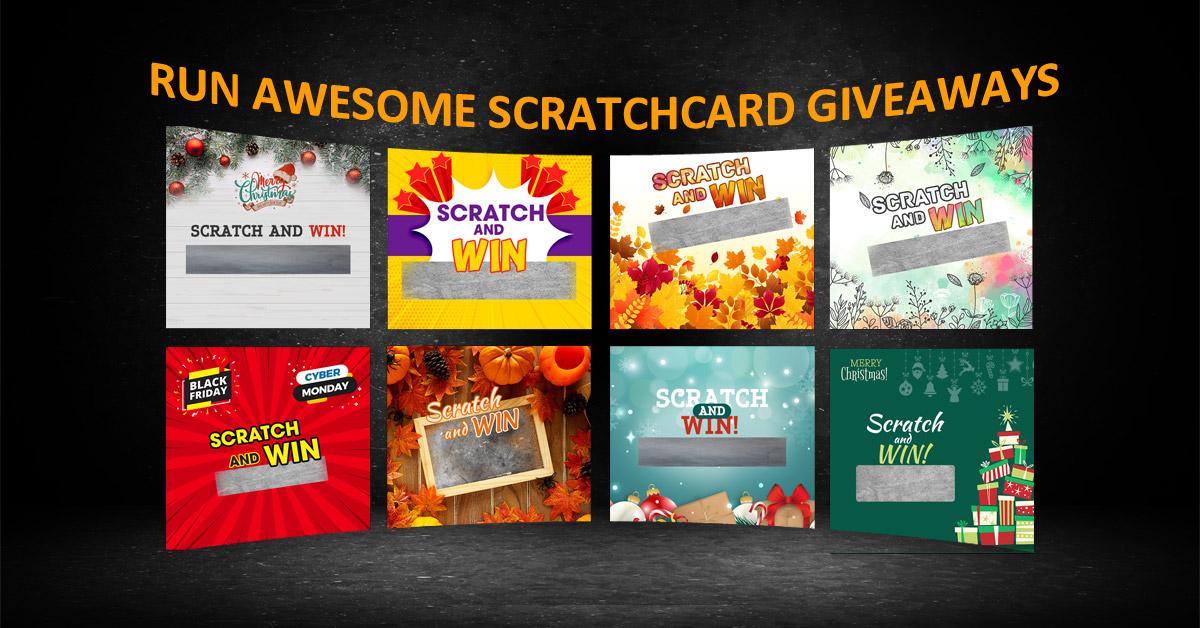Scratch & WIN!   Apps Mav