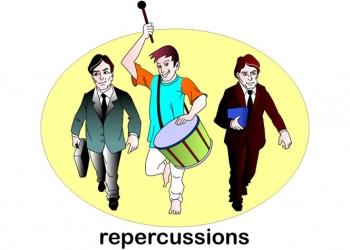 repercussion